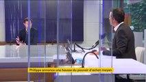 """Prix des carburants : François-Xavier Bellamy demande """"dans l'urgence"""", une baisse des taxes"""