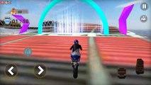 Impossible Bike Racing Dangerous Stunts - Moto Bikes Driving - Android Gameplay FHD