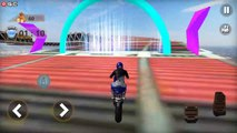 Impossible Bike Racing Dangerous Stunts - Moto Bikes Driving - Android Gameplay FHD