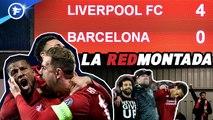 Le miracle d'Anfield fait chavirer la presse européenne