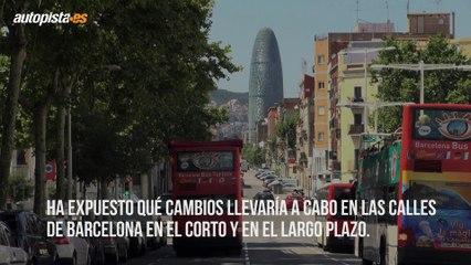 """La """"revolución verde"""" de Ada Colau para Barcelona"""