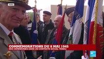 """Commémorations du 8 mai 1945 : """"les troupes nord-africaines ont donné leur sang pour la France"""""""