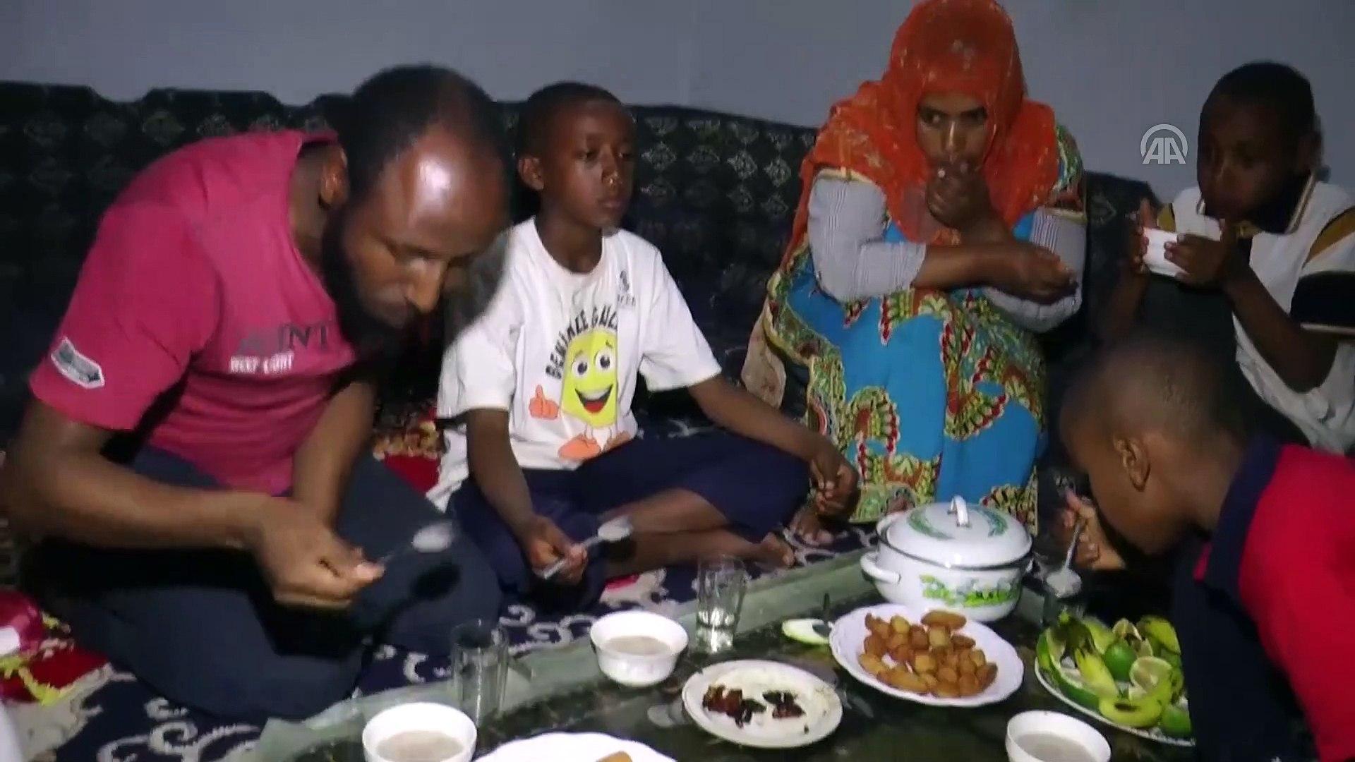 Etiyopya'da iftar sofralarının başköşesinde kahve var - ADDİS ABABA