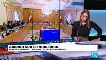 """Accord sur le nucléaire : """"depuis une semaine il est impossible aux iraniens de vendre du pétrole au monde """""""