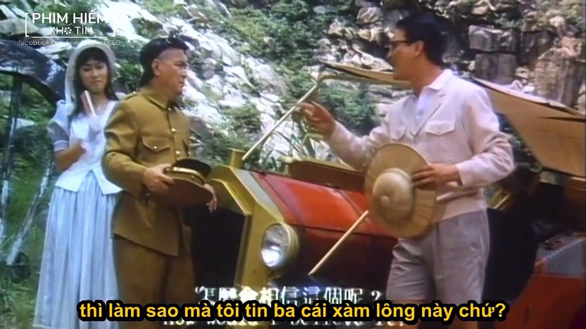 The First Vampire In China 1986 - Cương Thi Mao Sơn 1986 Vietsub Tập 1