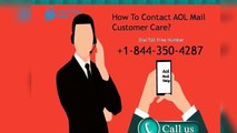AOL Contact Number 18443504287 AOL Customer Service Number