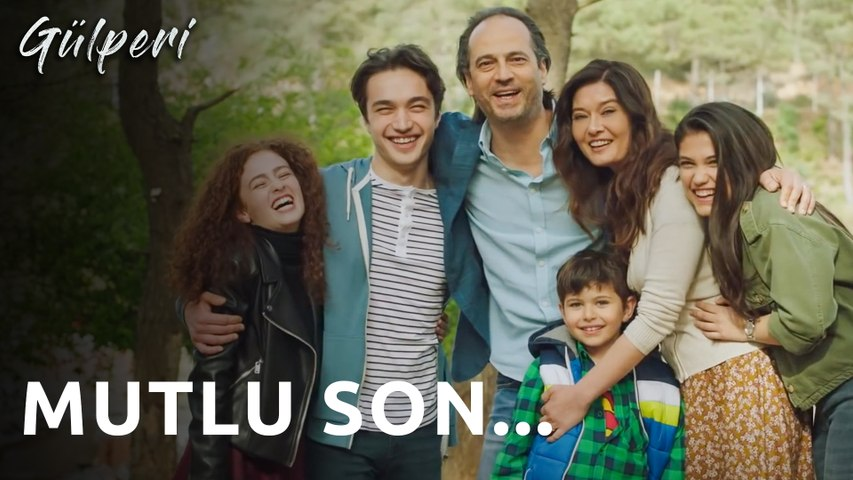 Gülperi   30.Bölüm - Mutlu Son!