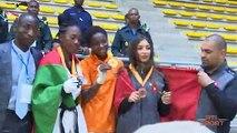 Taekwondo | Célébration des vainqueurs lors de l'AG