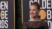 Jessica Chastain appalled by 'Game of Thrones' rape comment