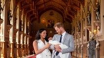 "Royal Baby: Harry und Meghan nennen Sohn ""Archie"""