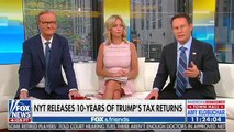 Kilmeade On Trump Tax Returns: 'It Shows He Lost A Lot Of Money...If You Consider A BIllion Dollars A Lot Of Money