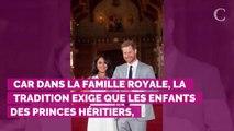 PHOTOS. Lady Di, Kate Middleton, Meghan Markle : redécouvrez en images leurs premières sorties avec leurs bébés