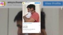Amy Schumer enthüllt den Namen ihres Babys