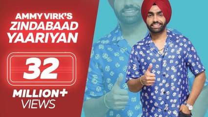 Ammy #  Virk #  Zindabaad #  Yaarian #  Full #  Song #  Latest #  Punjabi #  Song #  2019 #  Lokdhun
