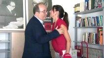 El defensor de los indultos a los golpistas Miquel Iceta será el presidente del Senado
