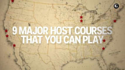 9 Major Host Courses That You Can Play