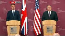 Iran nuclear deal: US and UK react to Tehran's decision