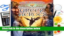 Full E-book  Percy Jackson's Greek Heroes  Review
