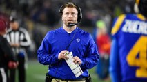 Sean McVay Details Super Bowl Struggles Against Patriots
