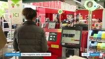 Hypermarchés : des magasins sans caissières