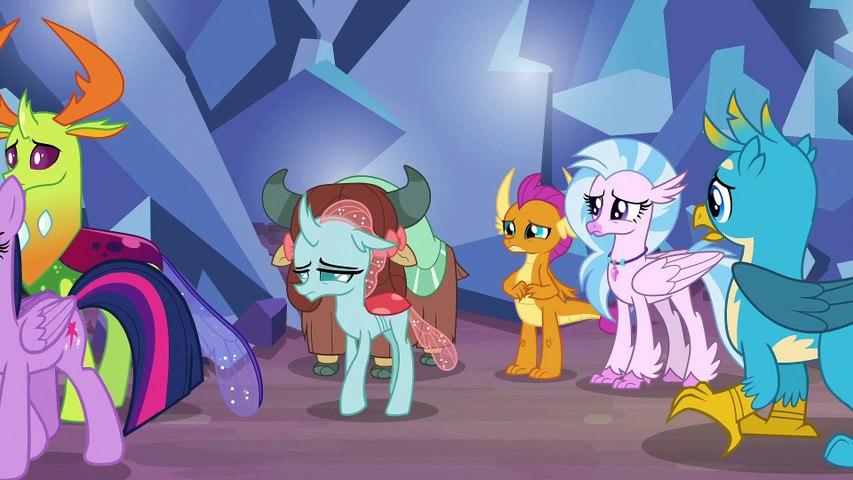 My Little Pony L'amicizia è magica [Stagione 9] [Episodio 3] Sradicato [1080p] [COMPLETO]