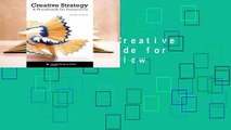 Full E-book  Creative Strategy: A Guide for Innovation  Review