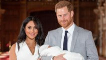 Baby Sussex No More! Meghan Markle and Prince Harry Reveal Their First Child's Name