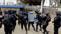 Al menos 7 muertos y 19 heridos en un motín en la cárcel de Guatemala