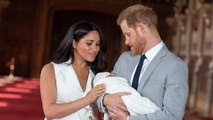 Meet Baby Sussex! Meghan Markle and Prince Harry Debut Their Son Sussex