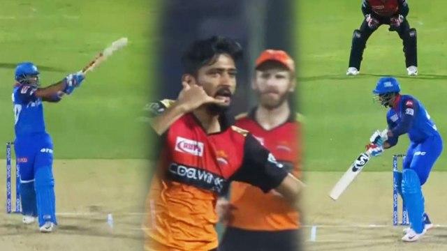 IPL 2019 Eliminator: Khaleel Ahmed removes Shreyas Iyer & Prthivi Shaw in same over | वनइंडिया हिंदी