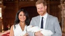 Meghan Markle and Prince Harry Share First Look at Baby Archie   THR News