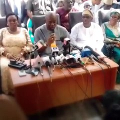 Oyo State Governor-elect, Engr. Seye Makinde, compares his win to the peasa...