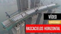 [CH] El primer rascacielos horizontal
