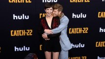 """Michelle Alexander and Daniel David Stewart """"Catch 22"""" Premiere Black Carpet"""
