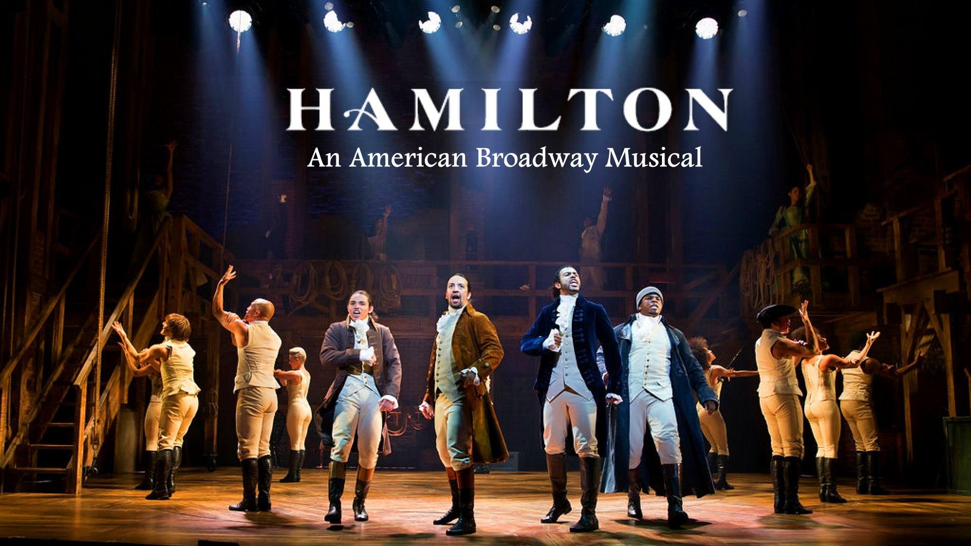 Hamilton | An American Musical HD