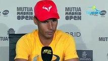 ATP - Masters 1000 Madrid 2019 - Rafael Nadal malade ? Il a étrillé Félix Auger-Aliassime et s'est rassuré
