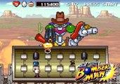 Action Extreme Gaming - Saturn Bomberman  (Sega Saturn) Part 2 - World 3: Wild Wild West