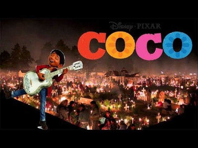 La película COCO se inspiró en este lugar