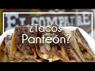 Tacos de GUISADOS del MUERTO en Monterrey