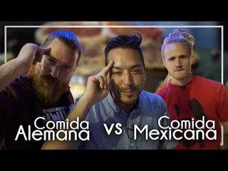 Gorditas Mexicanas VS Salchichas Alemanas