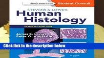 Stevens   Lowe s Human Histology, 4e  Best Sellers Rank : #4