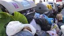 Vecinos lamentan el estado de El Puerto debido a la huelga de basura