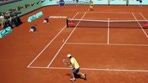 Tsitsipas Stefanos vs Verdasco Fernando Highlights  ATP 1000 - Madrid