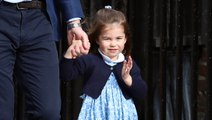 Princess Charlotte's Best Moments of the Year