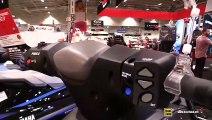Yamaha VX Cruiser (110hp) vs Seadoo Spark (109hp) - video dailymotion