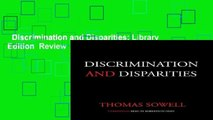 Discrimination and Disparities: Library Edition  Review