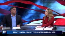 Republican Senate Subpoenas Donald Trump Jr.