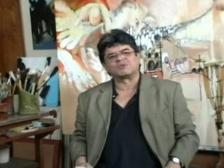 Jorge Pimentel lee poema de Juan Ramirez Ruiz