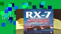 [MOST WISHED]  RX-7 Mazda's Rotary Engine Sports Car: Third Edition by Brian Long
