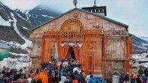 Kedarnath temple portals open for pilgrimage after Winter Break | Oneindia News
